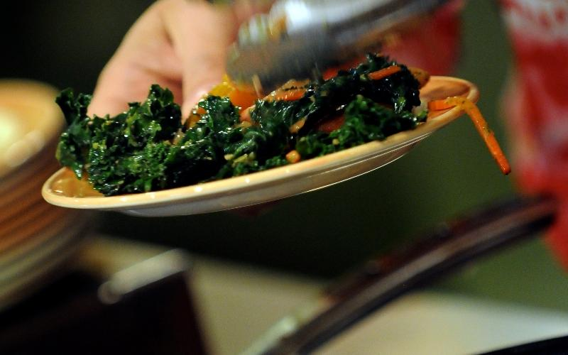 Healthy eating can help reduce cancer risks.
